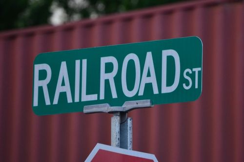 Railroad Street