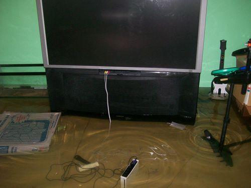 Flood wii aqua sports