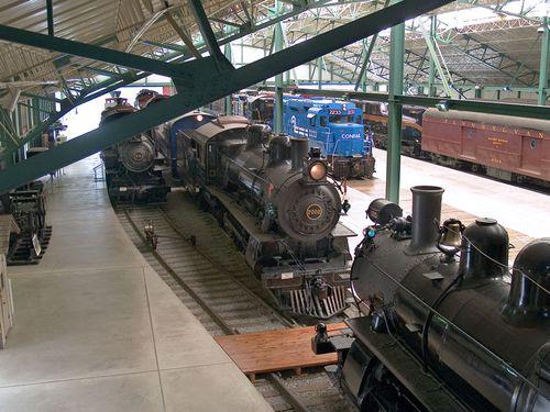 Railroaders Hall