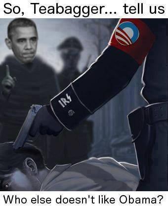 Obama's IRS