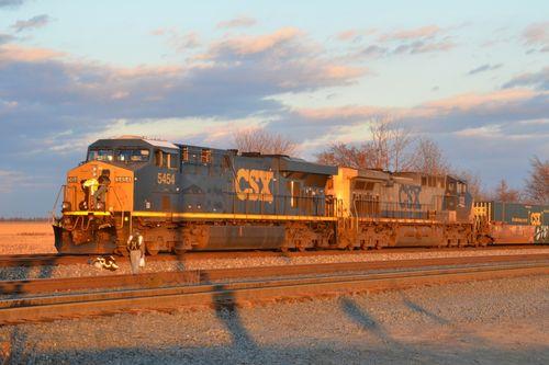 Fall Trains 2