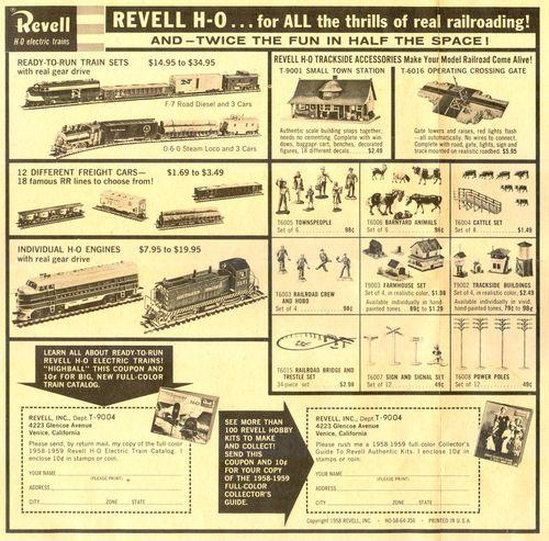 Revell Ad