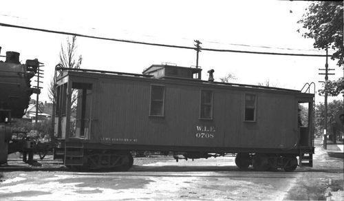 W&LE 0708 Toledo OH 5-5-1948
