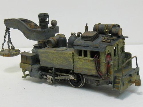 Steam shop loco 050