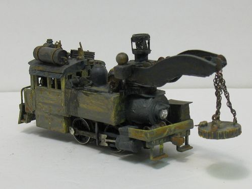 Steam shop loco 052