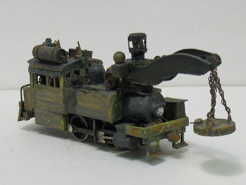 Steam shop loco 052