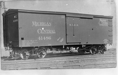 MC 41486 Detroit MI 1-1901 (ACF lot  1361)