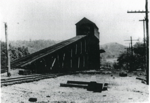 Dillonvale CoalingTower