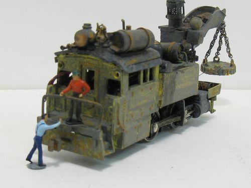 Steam shop loco 042