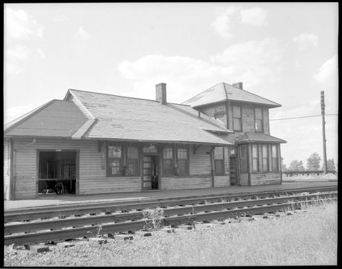 NKP Leipsic Station East