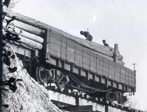 IC wood gondola 1913