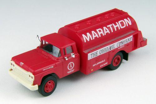 30455-60 Ford Tank Truck-MarathonOilCo